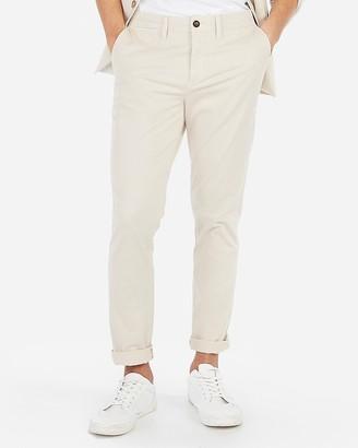 6ebee51b13906f Express Skinny Garment Dyed Hyper Stretch Chino