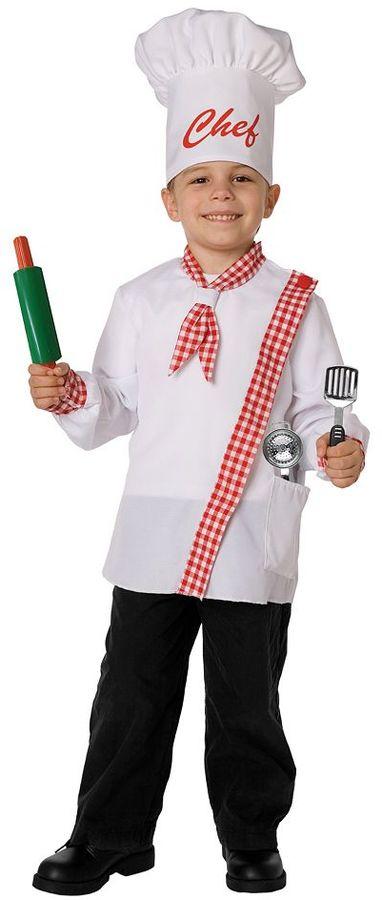 Chef Costume - Kids