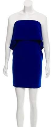 Jay Godfrey Viola Strapless Dress w/ Tags