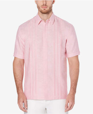 Cubavera Men's Pleated Shirt