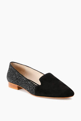 Anaki Glitter Corail Loafers
