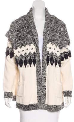 The Great Patterned Knit Sweater