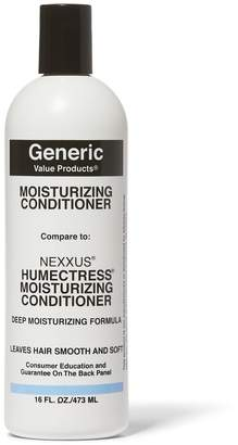 Nexxus Generic Value Products Moisturizing Conditioner Compare to Humectress Moisturizing Conditioner