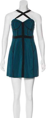 Rebecca Minkoff Silk Mini Dress w/ Tags