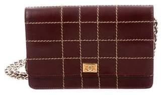 Chanel Surpique Wallet On Chain