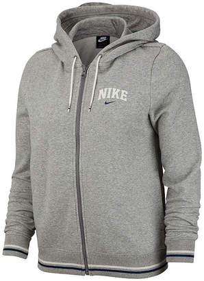 d01060a05 Nike Womens Long Sleeve Knit Hoodie