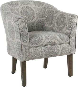 HomePop Tub Accent Chair