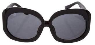 The Row Tinted Oversize Sunglasses