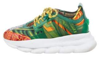 Versace 2018 Chain Reaction Sneakers