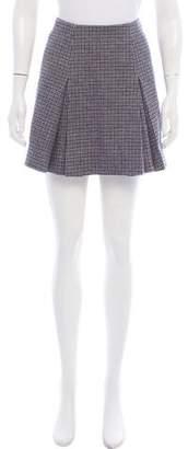 Marc Jacobs Wool Mini Skirt w/ Tags