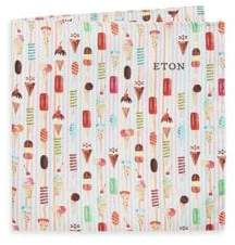 Eton Ice Cream Pocket Square