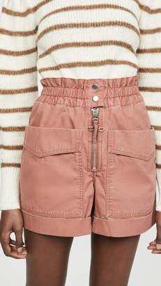 Etoile Isabel Marant Lizy Cargo Shorts