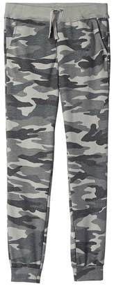 Splendid Littles Always Camo French Terry Jogger Girl's Casual Pants