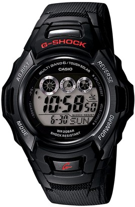 Casio Men's G-Shock Tough Solar Atomic Digital Chronograph Watch - GWM530A-1