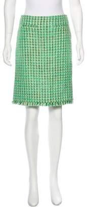 Tibi Tweed Knee-Length Skirt w/ Tags