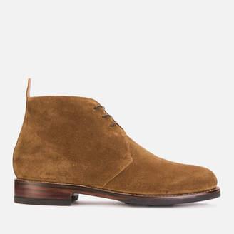 Men's Wendell Suede Desert Boots - Snuff