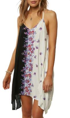 O'Neill Norah Floral Print Dress