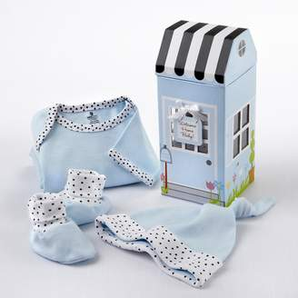 Baby Aspen 3-pc. Welcome Home Baby Boy Gift Set