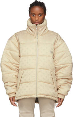 BEIGE Gmbh GmbH Oversized Debs Puffer Jacket