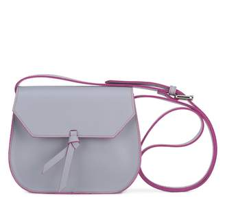 Alexandra de Curtis Jolie Mini Saddle Grey