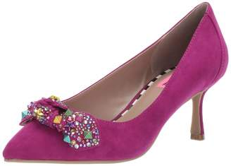 Betsey Johnson Women's AXLE Heeled Sandal