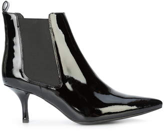 Anine Bing pointed toe ankle boots