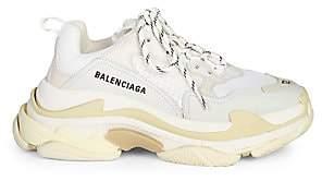 Balenciaga Men's Triple S Trainer Sneakers