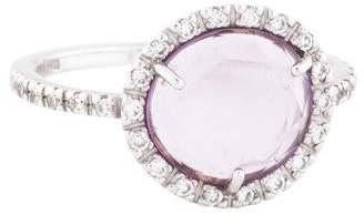 Pomellato 18K Colpo di Fulmine Amethyst & Diamond Ring