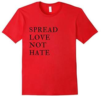 Official Spread Love Not Hate T-Shirt