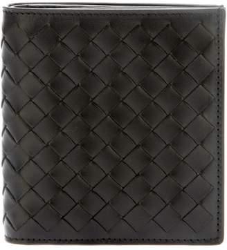 Bottega Veneta woven card wallet
