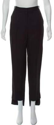 Rosetta Getty Textured High-Low Pants w/ Tags