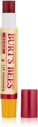 Burt's Bees Lip Shimmer, Raisin, 2.7ml Tubes (4-pack)