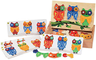 GoGo Toys Mix and Match Owls