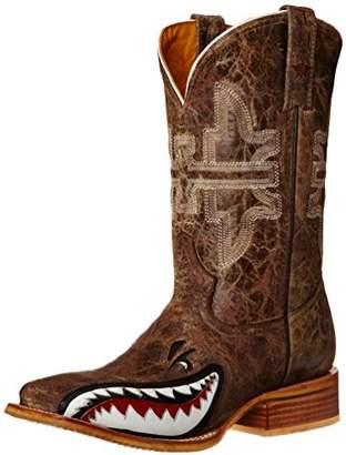 Tin Haul Shoes Men's Gnarly Shark