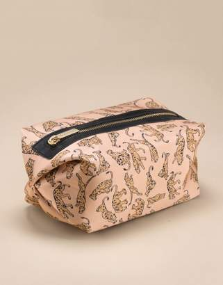 Agent Provocateur Catalyna Cosmetic Bag Pink