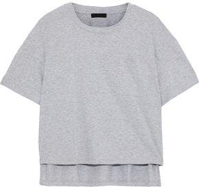Melange Home The Range Cotton-blend Jersey T-shirt
