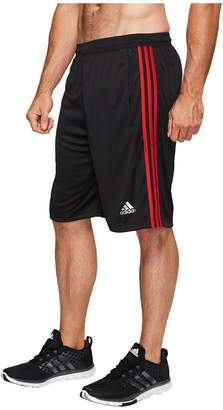 adidas Big Tall Designed-2-Move 3-Stripes Shorts Men's Shorts