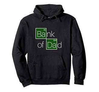 Bank of Dad Periodic Table Chemical Elements Hoodie