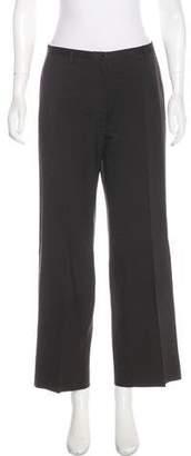 Dolce & Gabbana Mid-Rise Wide-Leg Pants