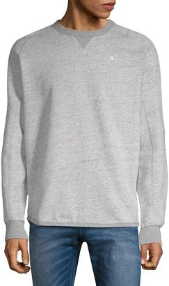 G Star Men's Calow Raglan-Sleeve Sweater