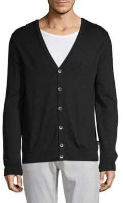 HUGO BOSS Bairre V-neck Sweater