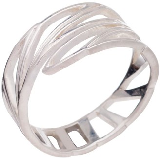 Rachel Jackson London Wings Of Freedom Ring - Silver