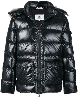 Pyrenex zipped padded jacket