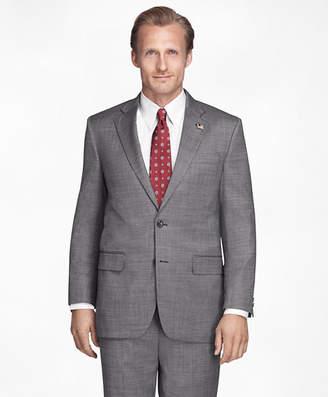 Brooks Brothers Madison Fit Saxxon Nails Head 1818 Suit