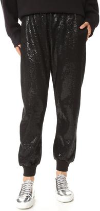 ASHISH Sequin Joggers $1,480 thestylecure.com