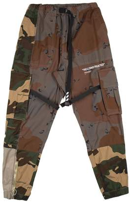 Off-White Off White Reconstructed Cargo Pants