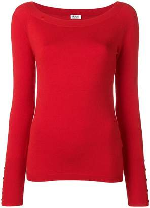 Liu Jo round neck top