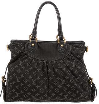 Louis VuittonLouis Vuitton Denim Neo Cabby MM