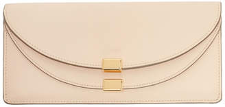 Chloé Pink Long Thin Georgia Wallet