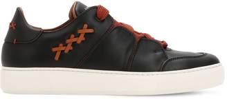 Ermenegildo Zegna Tiziano Leather Sneakers